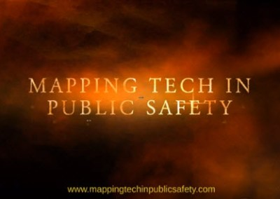Mapping Tech in Public Safety
