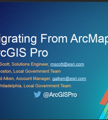 ArcGIS Pro  The Good, the Bad, and the Ugly | NYS GIS