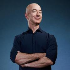 Jeff Bezos, The Top Ten Richest Americans In History