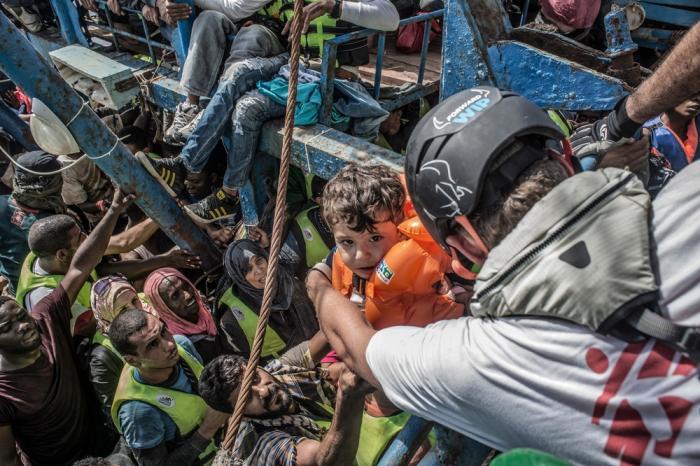 Leger uten grenser: Nok er nok