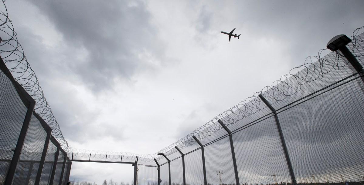 Fremmedfiendtlig asyl-lege på Trandum