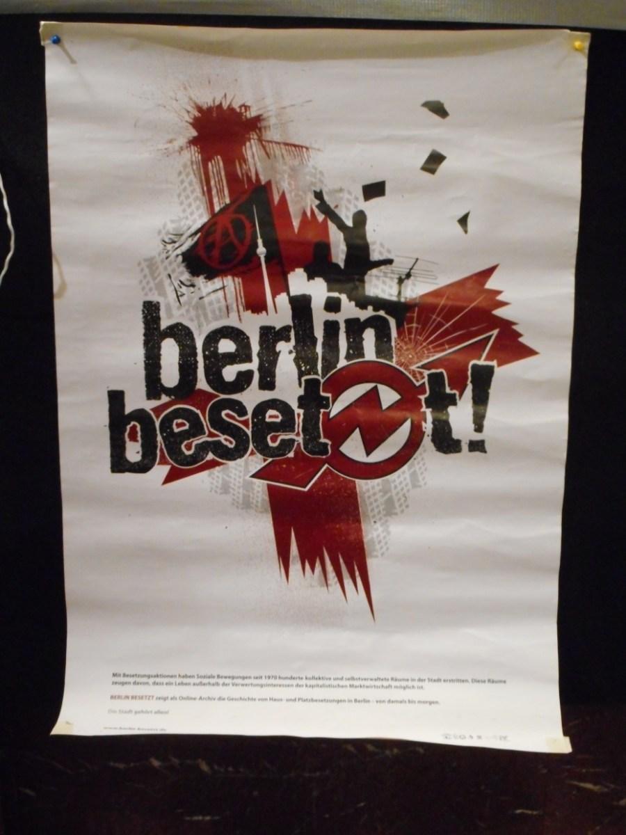 Berlin: Teaterokkupasjon mot kapitalisme
