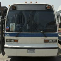 GM Vintage Fleet Bus 1201