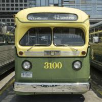 GM Vintage Fleet Bus 3100