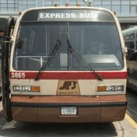 GM Vintage Fleet Bus 3865