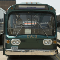 GM Vintage Fleet Bus 8928