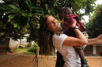 Volunteer Nyumbani Africa Kenya AIDS