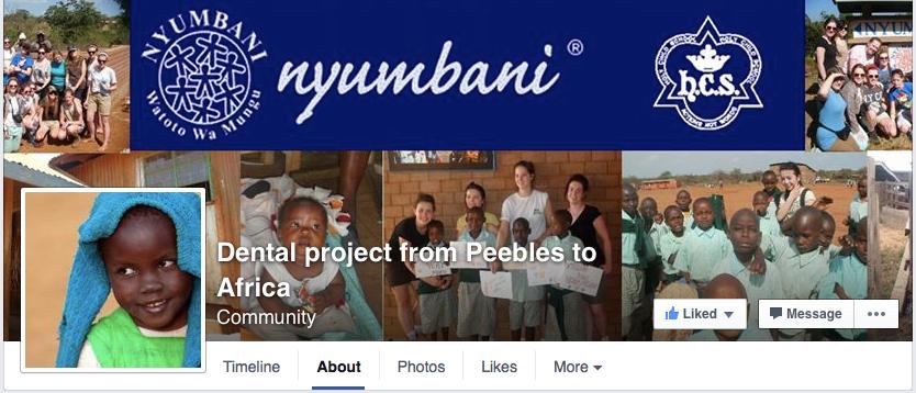 Dentists from U.K. Visit Nyumbani Village!
