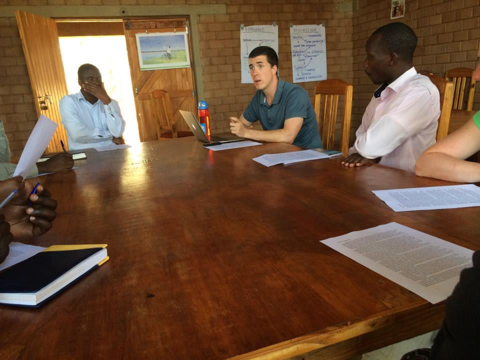 Volunteers share their favorite Nyumbani memory