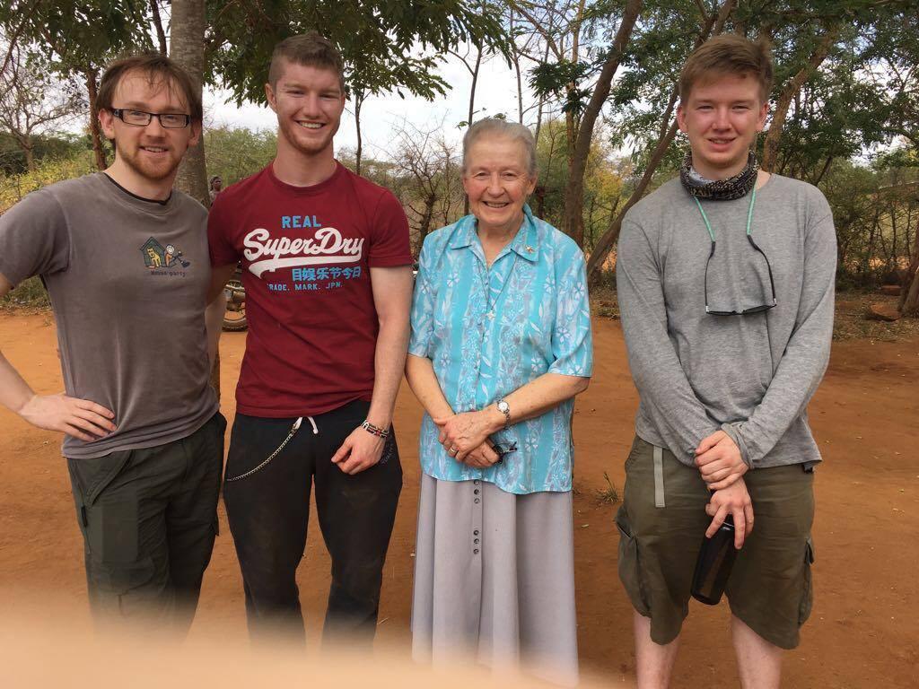 Nyumbani Village Volunteer Spotlight: Joe Carthy