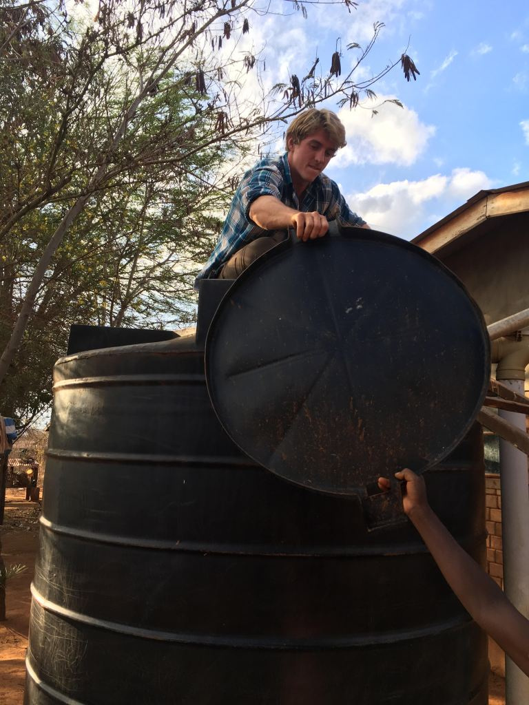 Current PiAf Fellow, Bear Goldstein, shares his reflections after 1 month in Nyumbani Village