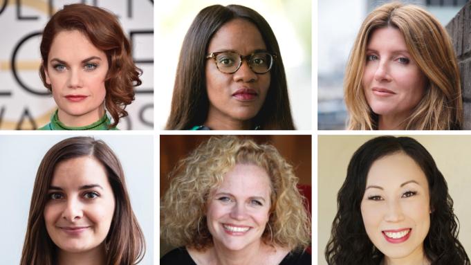 The Writers Lab UK & Ireland Sets Mentors: Ruth Wilson, Abby Ajayi, Sharon Horgan, Tanya Qureshi, Meg LeFauve & Angela Kang (Deadline)