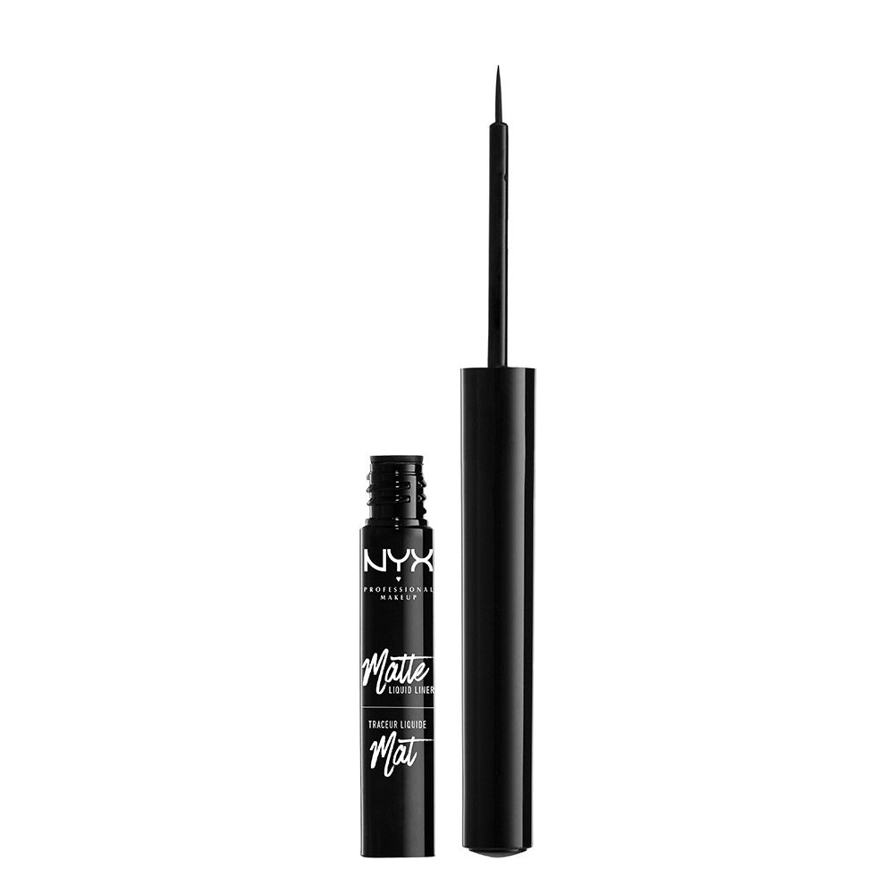 Image result for nyx liquid eyeliner