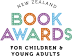 New Zealand Book awards for children and young adultslogo