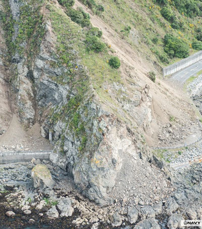 Rescue Under Way For Thousands Stranded By New Zealand Earthquake