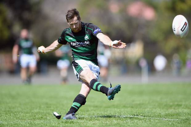 With 13 crucial points, South Canterbury first-five Willie Wright proved unflappable by the weather and the Greymouth faithful.