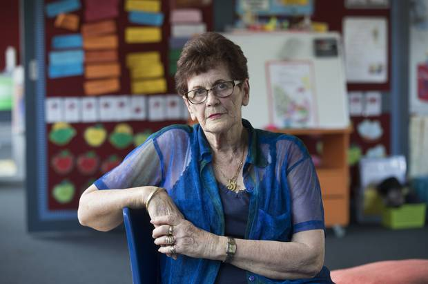 Shirley Maihi of Manurewa's Finlayson Park School says the last time the teacher shortage was this bad was in 1991-92. Photo / Brett Phibbs