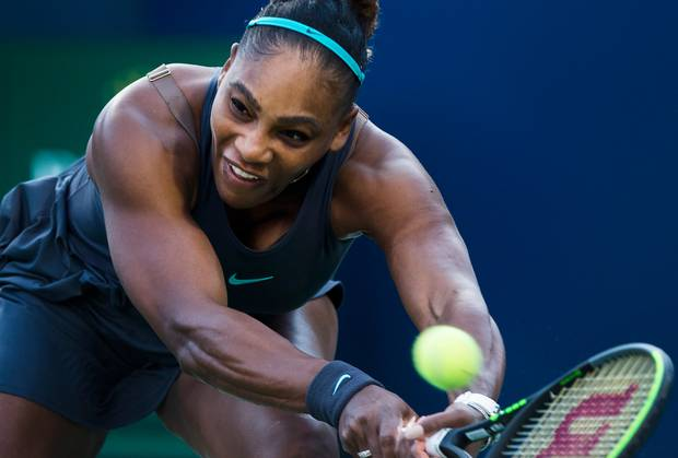 Serena Williams, of the United States. Photo / AP