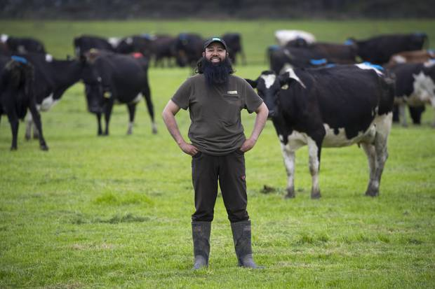 Dairy farmer and Southland Muslim Association head Reza Abdul-Jabbar. Picture / Brett Phibbs.