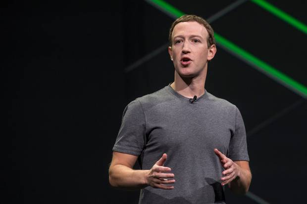 Mark Zuckerberg has been under pressure since the latest Facebook revelations. Photo / AP
