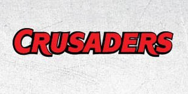 The Crusaders new logo.