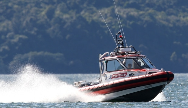 Coastguard volunteers were available 24/7 and could be called out in an instant. Photo / File