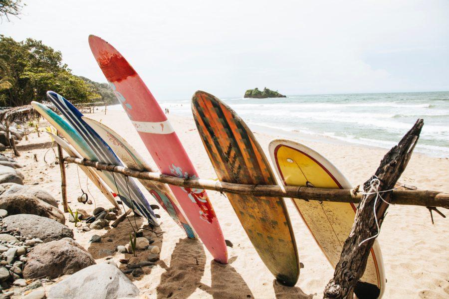 サーフィンの未来と反則ボードの話