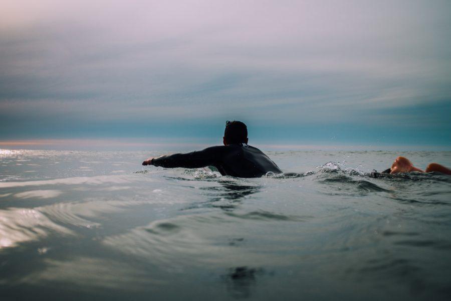 初心者サーフィンに根性は絶対に必要
