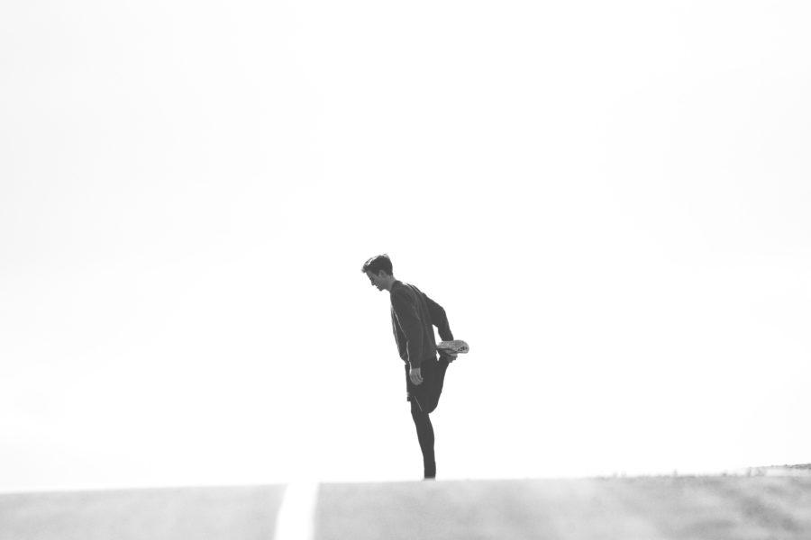 走る場合は必要な筋力を付けるのが先決