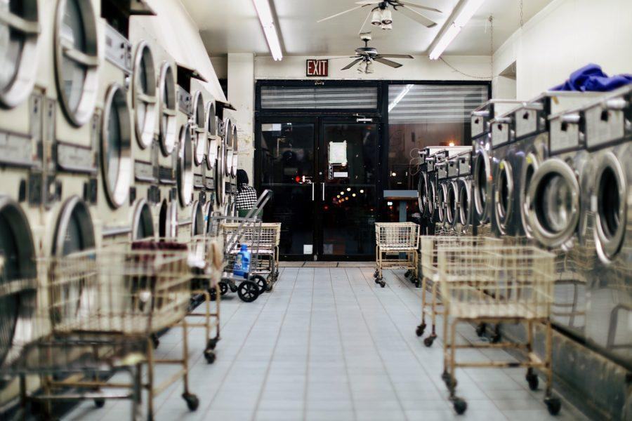 サーフトリップ先で問題になるのが洗濯