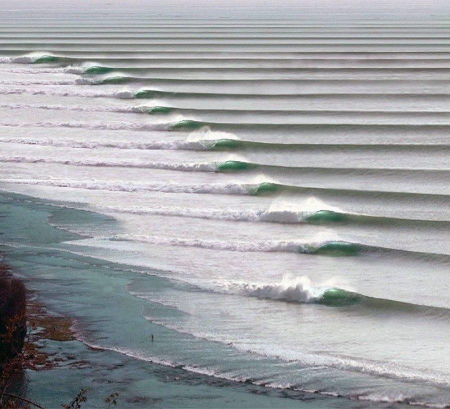 世界で一番長いがあるサーフスポット【ペルー・チカマ】