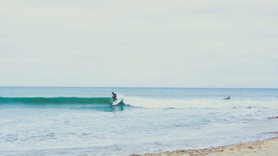 いい波を選ぶ方法