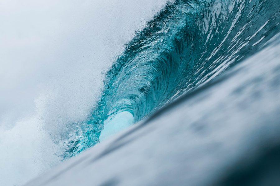 そんなに良い波でも風邪を引いたら安静にしてよう