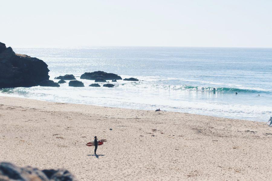 ツインフィンのサーフィンは楽しい