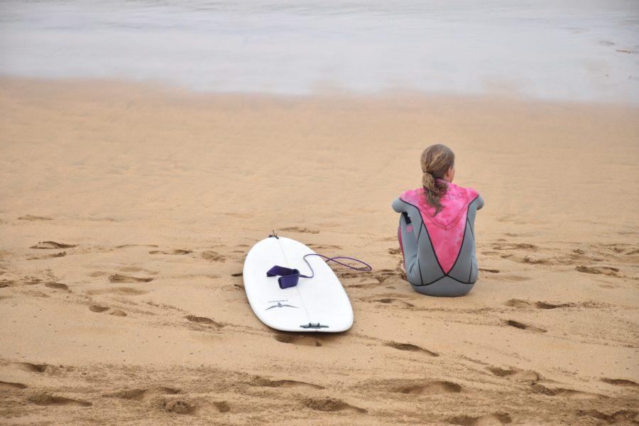 見学だけではサーフィンは上達しない