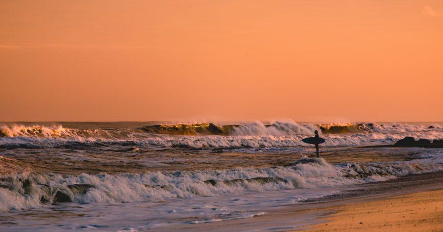 でかい波に挑戦することだけがサーフィンではない