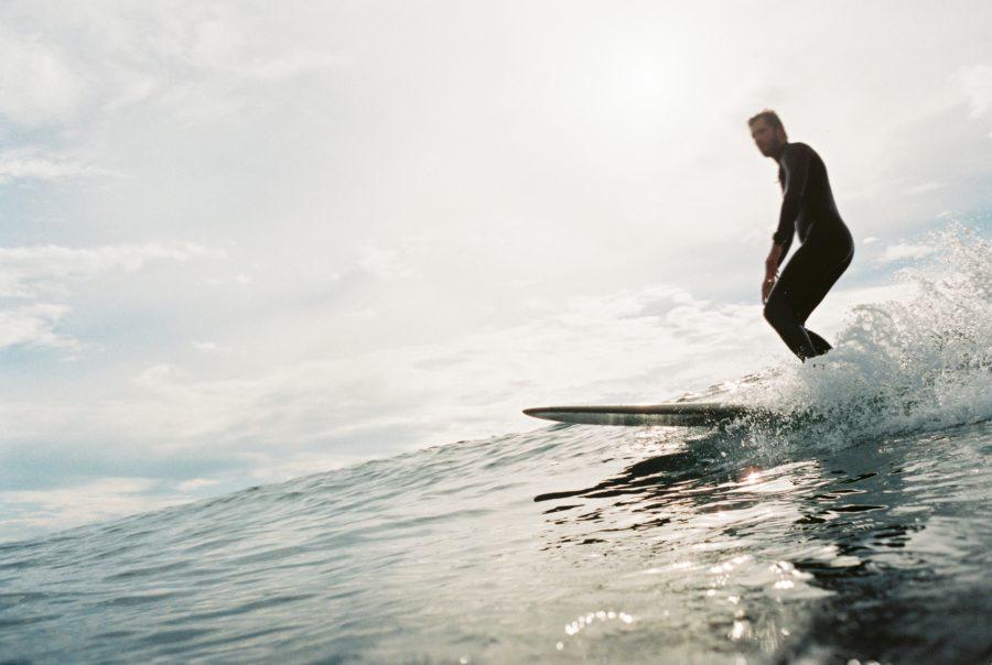 ロングボードこそサーフィン