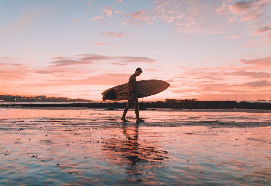 波の大きさ別のサーフボードの選び方