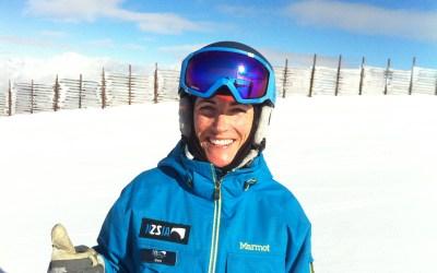 Sarah Walls – Ski Trainer