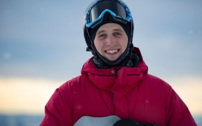 Chris Hazeldine – Snowboard Trainer