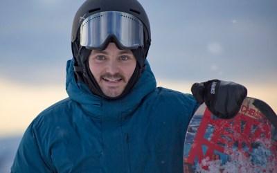 Luke Gillett – Snowboard Trainer