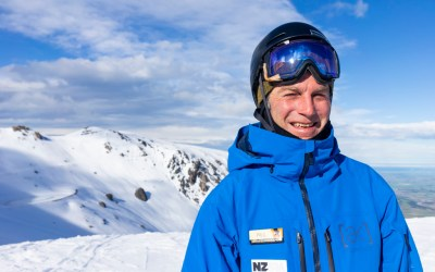 Paul Philip – Snowboard Trainer and Fundamentals Manager