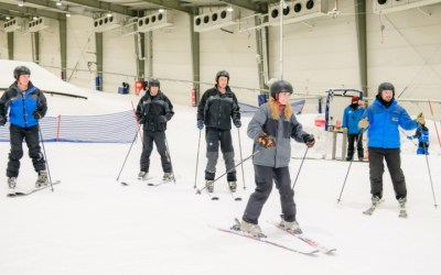 Snowplanet Hiring Clinic