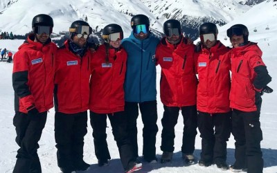 A Snowboard Exchange with Swiss Snowsports