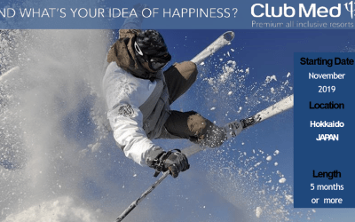 Club Med is recruiting in Japan and China