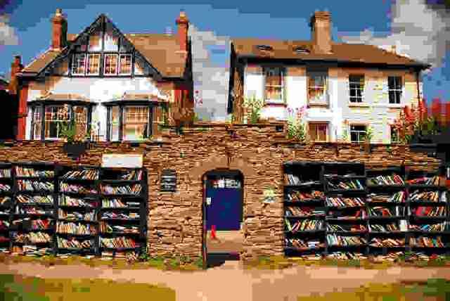 Hay on Wye Bookshop2