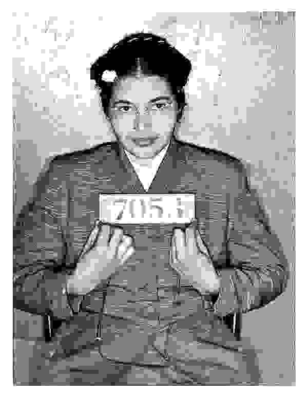 Rosa-Parks-Booking