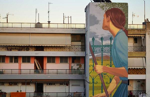 Το πρώτο street art μουσείο της Ελλάδας