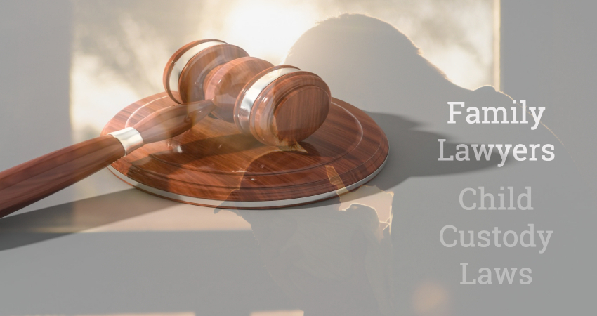 Points To Be Considered By The Court For The Child Custody