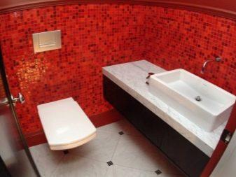 Кафельная плитка для ванной (82 фото): каталоги, размеры ...